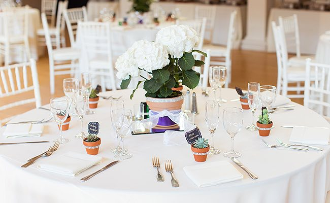 Event table decoration